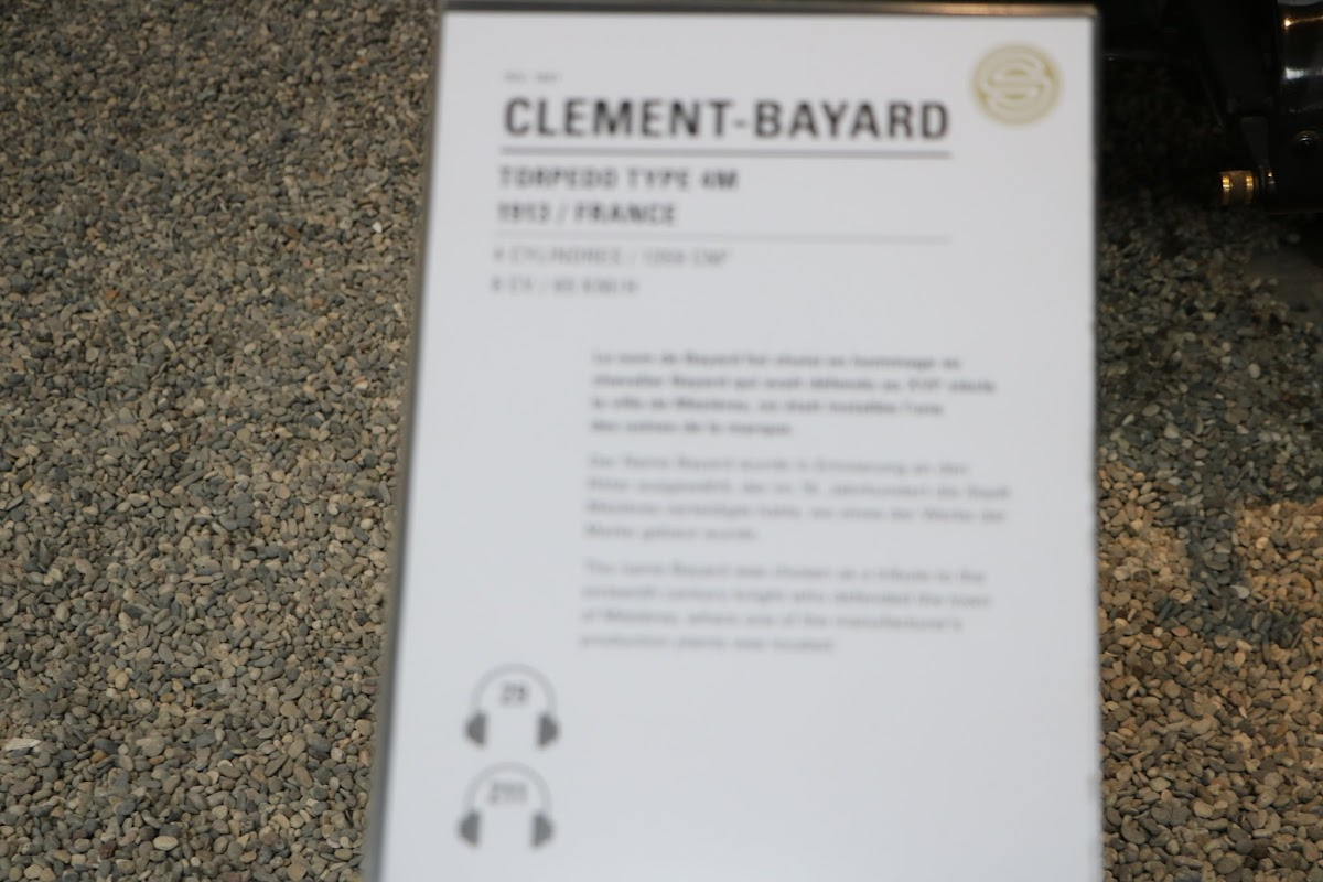 Schlumpf Collection 0514 - 1913 Clement-Bayard Torpedo.jpg