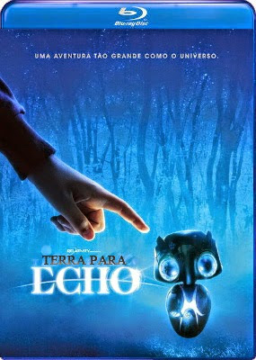 Filme Poster Terra Para Echo BDRip XviD Dual Audio & RMVB Dublado