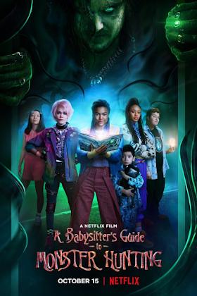 Guía de una niñera para cazar monstruos (2020) Latino HD 1080p