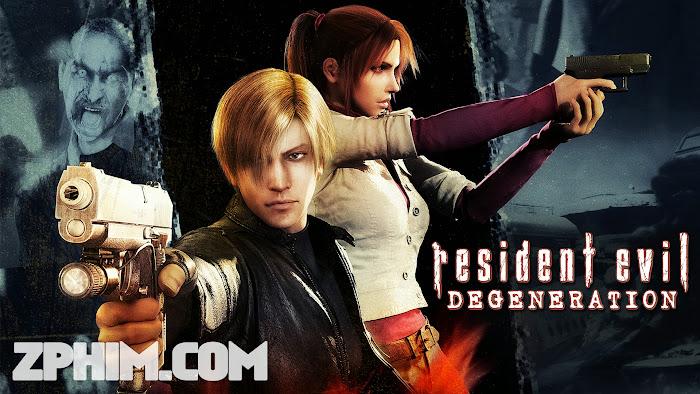 Ảnh trong phim Vùng Đất Quỷ Dữ: Sự Suy Đồi - Resident Evil: Degeneration 1