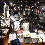 DIAVLO - my favorite store for Men's accesories & clothing in the entire world in Shibuya, Tokyo, Japan