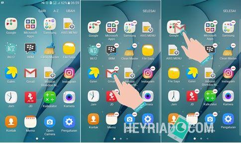 Cara Membuat Folder Aplikasi di HP Samsung Galaxy  3 Cara Membuat Folder Aplikasi di Semua HP Samsung
