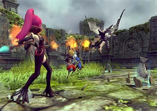 لعبة Dragon Nest