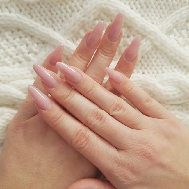 Trendy Almond Nails Designs for 2018-2019 - Nails C