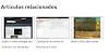 Artículos relacionados con imagen en WordPress