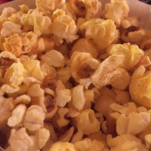 Popcorn nur für mich