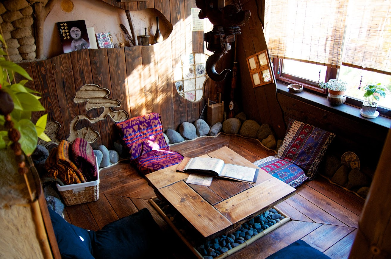 個室的なスペース