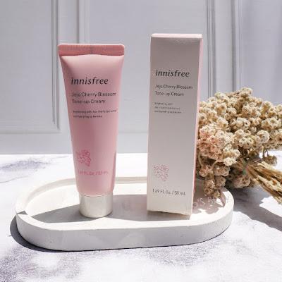 review-innisfree-jeju-cherry-blossom-tone-up-cream