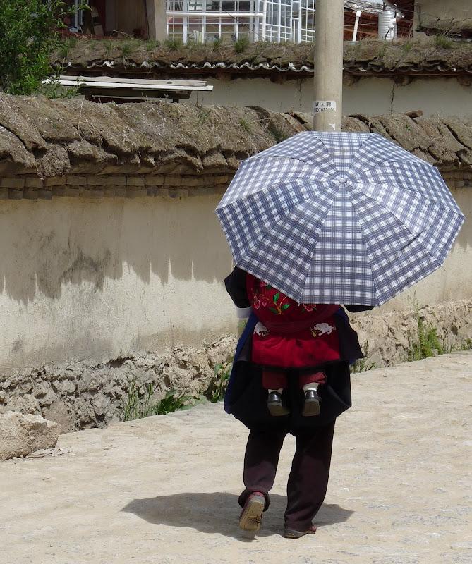 Chine. Yunnan.Shangri la Course hippique annuelle - P1250806.JPG