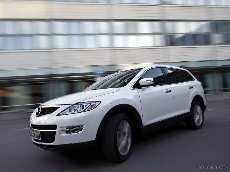 2009 mazda cx 9 suv specifications pictures prices. Black Bedroom Furniture Sets. Home Design Ideas