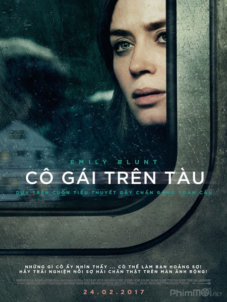 The Girl on the Train - Cô Gái Trên Tàu