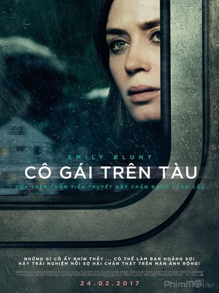 The Girl on the Train - Cô Gái Trên Tàu