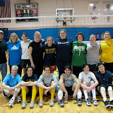 Alumni Volleyball & Basketball 2009