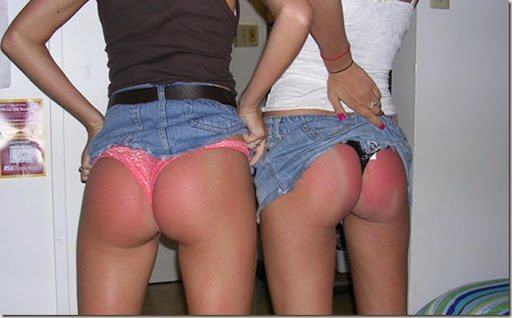 bottoms 2 spanked