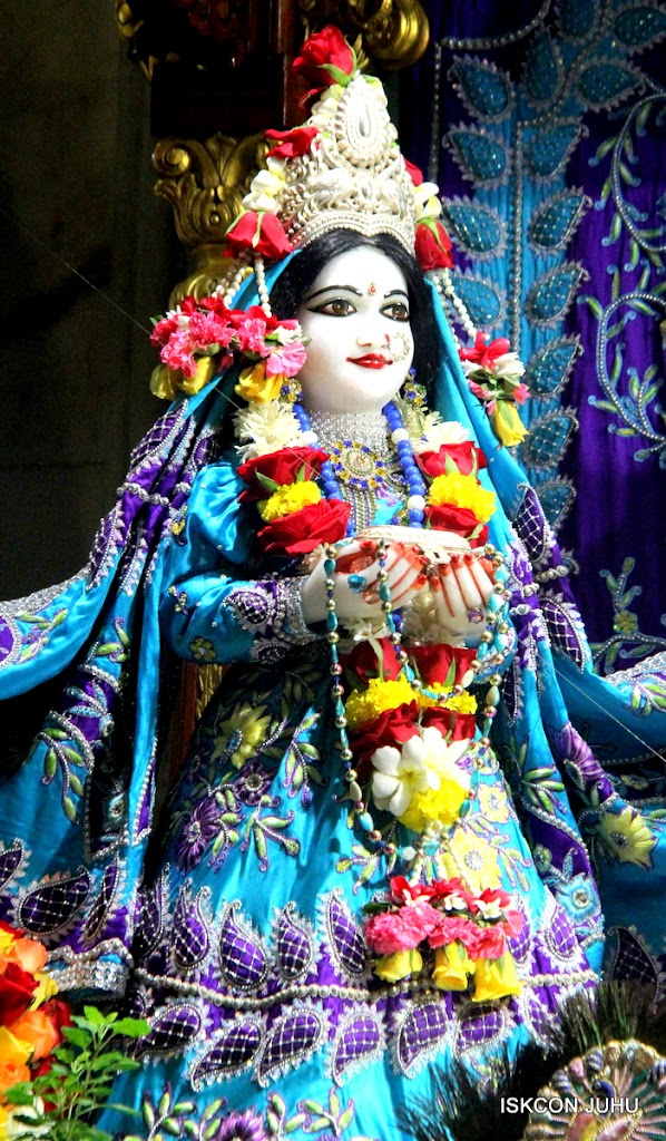 ISKCON Juhu Sringar Deity Darshan on 7th July 2016 (17)