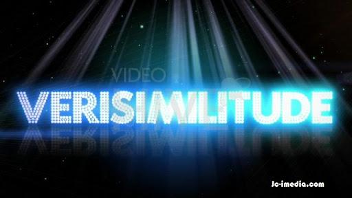 VideoHive Verisimilitude Text Logo HD 53532