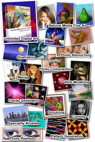 Pixarra TwistedBrush Pro Studio 24.06