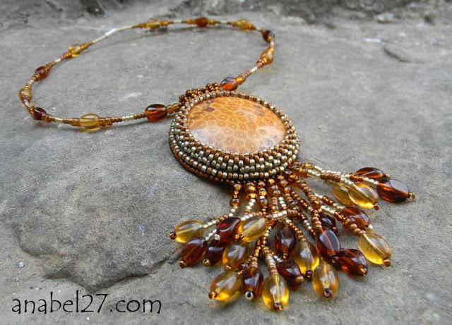 купить украшения из бисера и камней украина