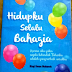 "Review Buku ""HIDUPKU SELALU BAHAGIA"""