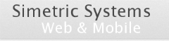 Simetric Systems Web e Mobile
