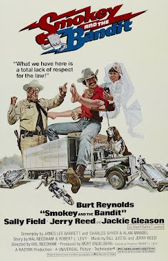 Los caraduras - Smokey and the Bandit (1977)