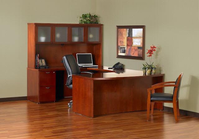 Mayline Mira - Transitional Office Furniture Design