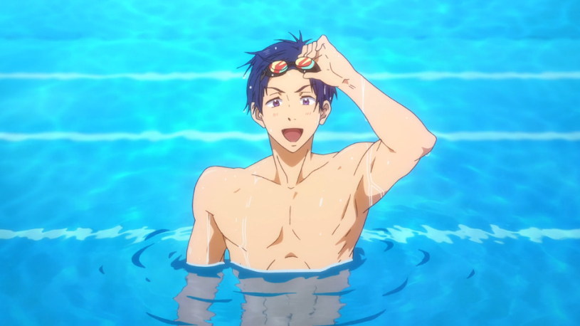 Free! Eternal Summer Episode 3 Screenshot 1