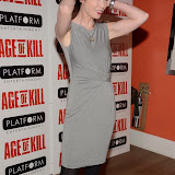 OIC - ENTSIMAGES.COM - Lysette Anthony attend the Age of Kill - VIP film Screening inLondon on the 1st April 2015.Photo Mobis Photos/OIC 0203 174 1069