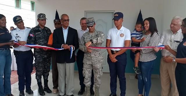 CESTUR Entrega Casa Amueblada A Soldado Meritorio De La Provincia De Samaná.