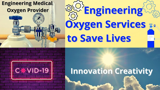 Engineering Oxygen Services to Save Lives
