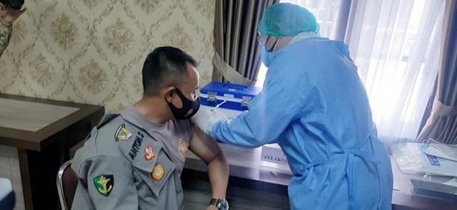 RS Bhayangkara Palangka Raya Siap Lakukan Vaksinasi Covid-19