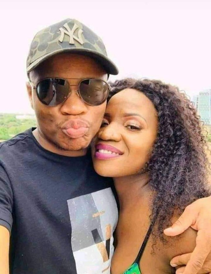 Master KG and Makhadzi celebrate 2 years anniversary - love and success is in the air for the couple
