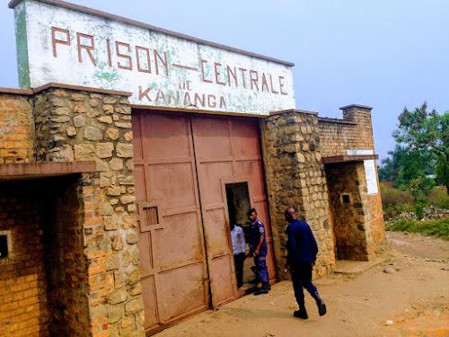 Kananga: la MONUSCO dote la prison centrale d'un forage d'eau potable
