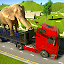 Wild Animal Transporter Truck Simulator Games 2018