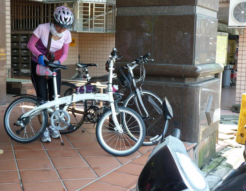 les supers vélos Taïwanais