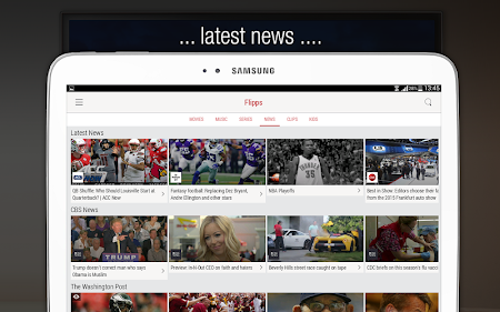 Flipps – Videos, News & Movies 5.9.9 screenshot 145217