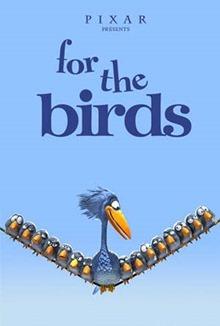 For The Birds (Pennuti Spennati) poster