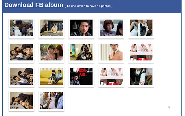 Eccezionale Scarica Interi Album di Foto da Facebook, ecco come fare con un  VA56