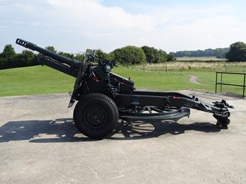 2017.07.09-041 canon de campagne Ordnance QF Mk 2 de 25 livres