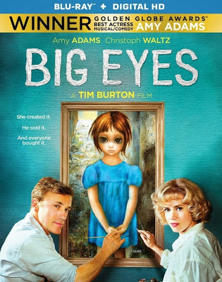 Big Eyes (2014) ติสท์ลวงตา HD [พากย์ไทย]