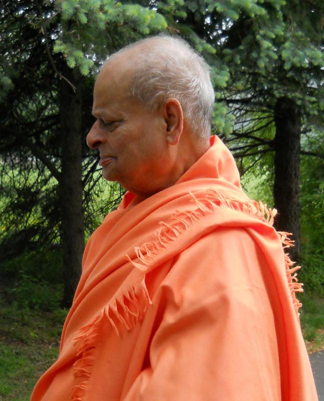 Swami Swahanandaji Maharaj