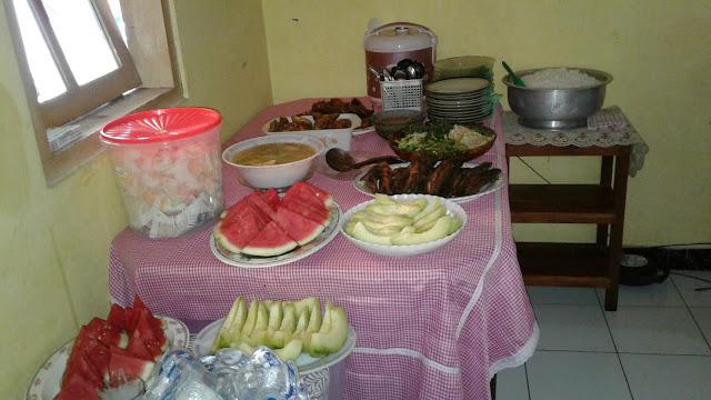 Buah dan Sayuran - Menu Penyegar Badan Selama Ramadhan