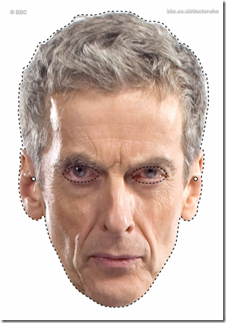 mascara doctor who