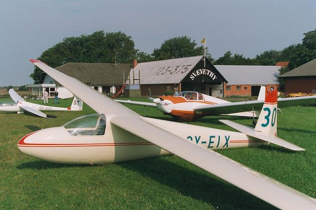 Ka6 CR / Godt og nemt fløjet ensædet skolefly