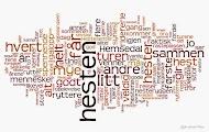 Ordbruken til Gro Jeanette er avslørt av Wordle!