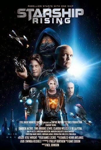 Cuộc Chiến Tàu Vũ Trũ - Starship Rising