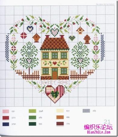 corazones en punto de cruz laborespuntocruz (8)