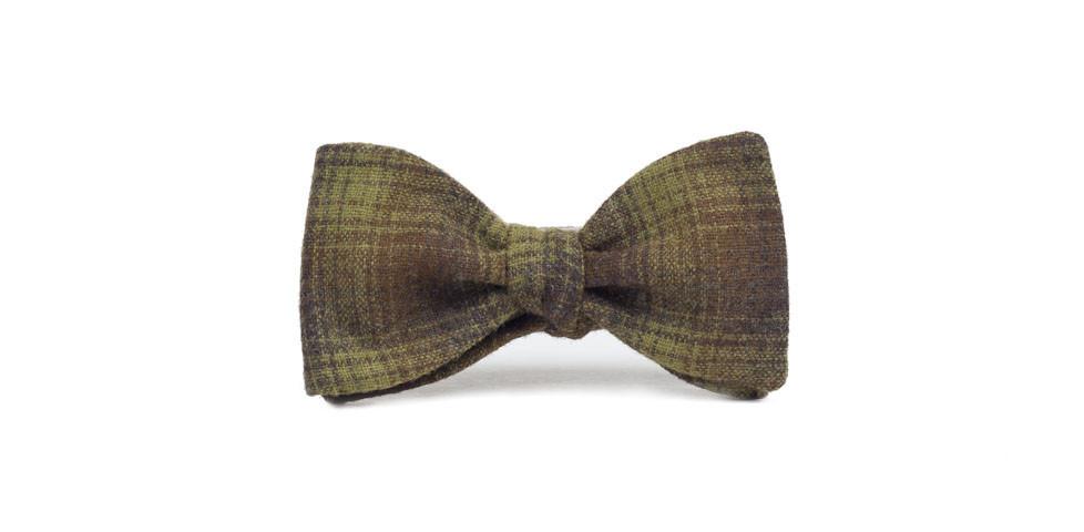 *Harding & Wilson的手工羊毛領結!:傳承過往紳士風的Bow Tie! 18