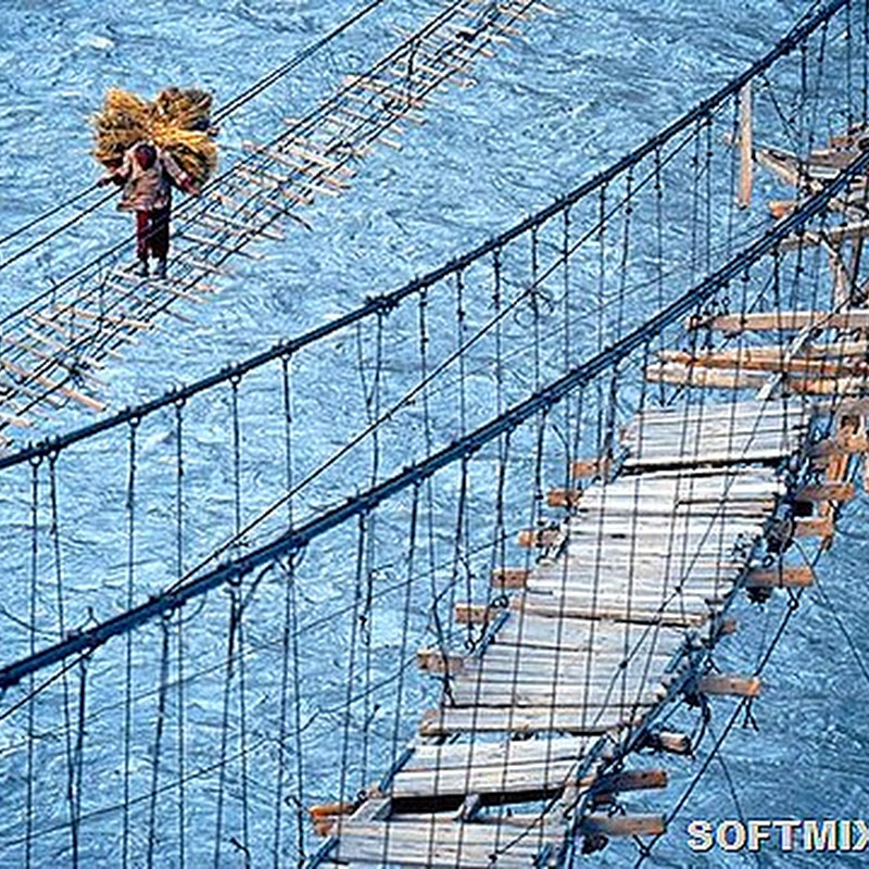 Мосты для самых смелых