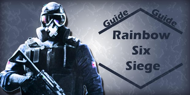 Guide for Rainbow Six Siege - náhled